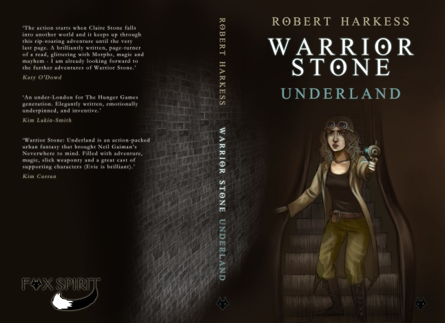 Warrior Stone Cover